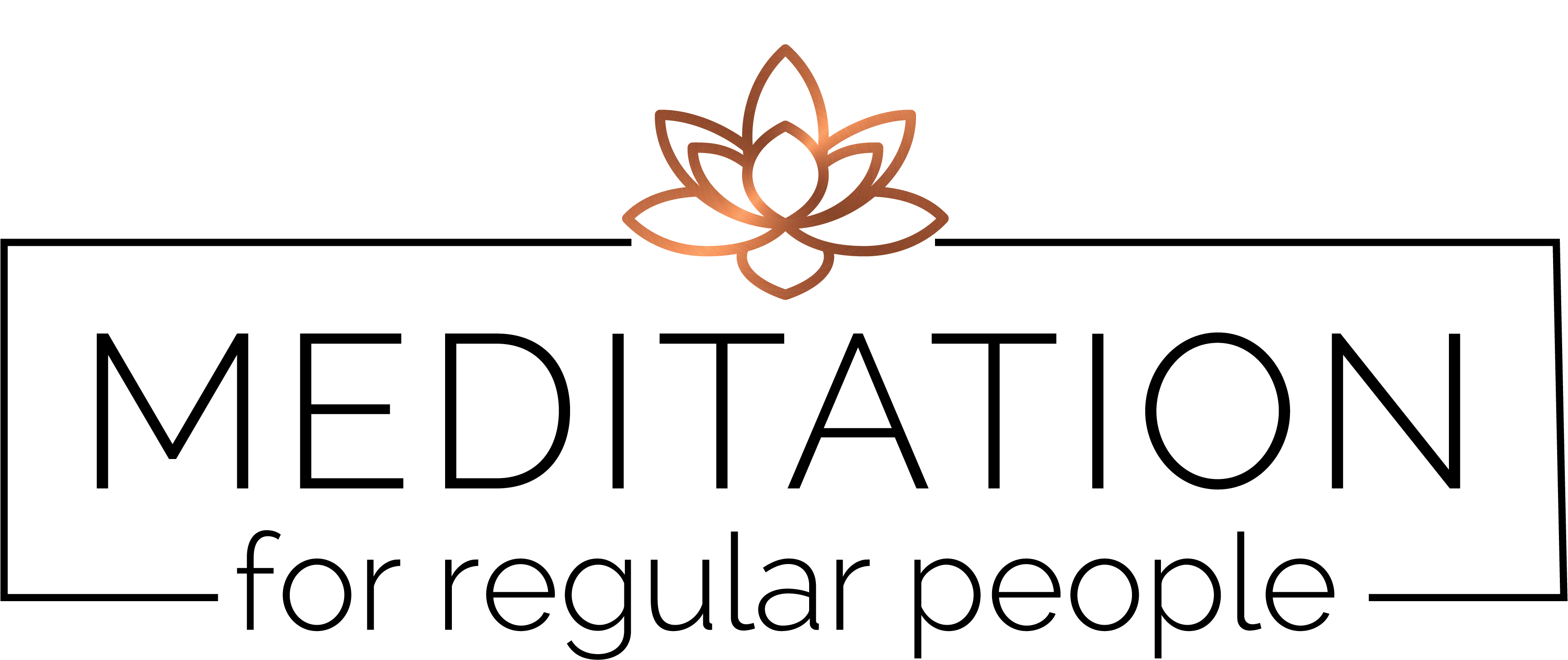 Meditation for Regular People